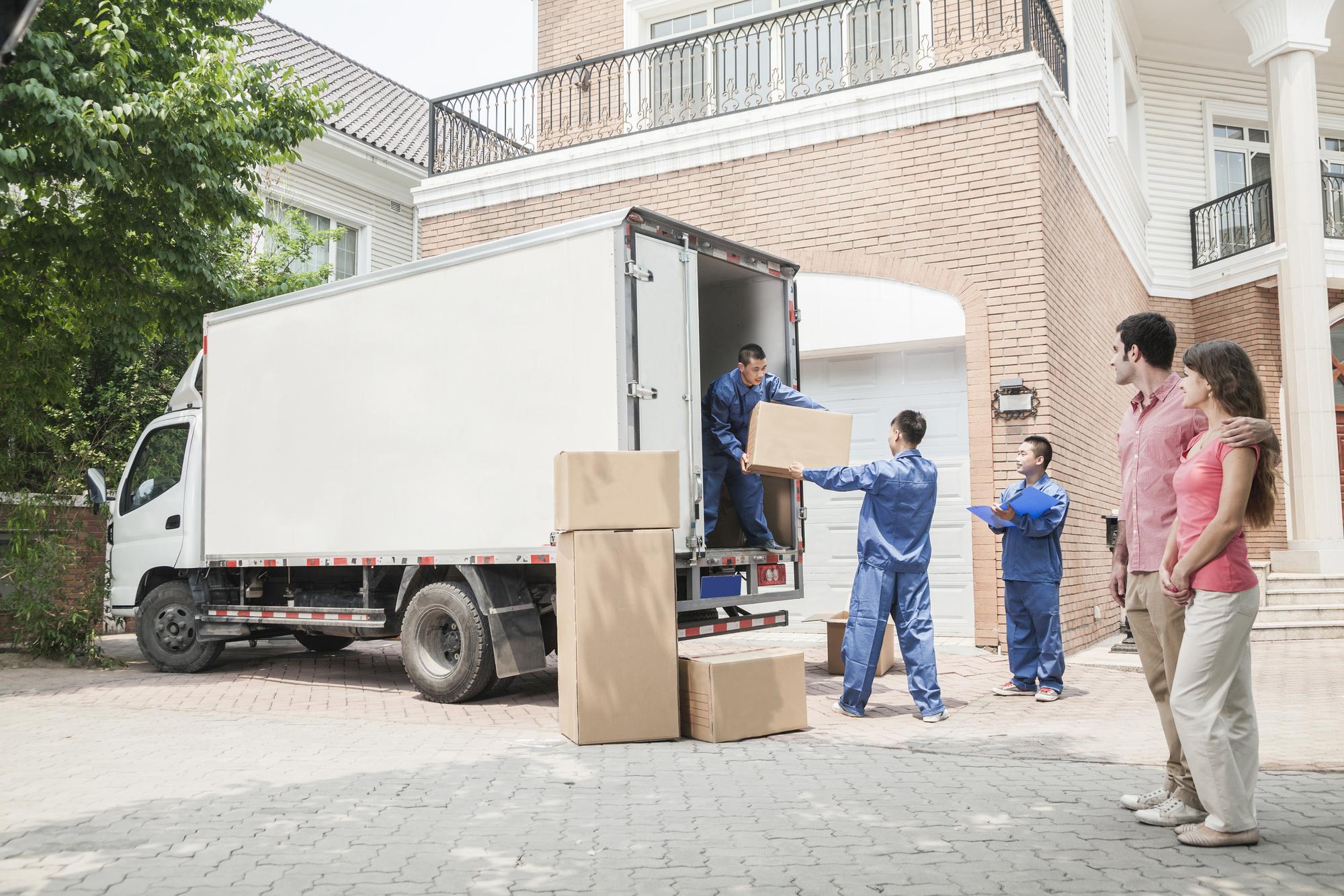 moving company Cincinnati, OH