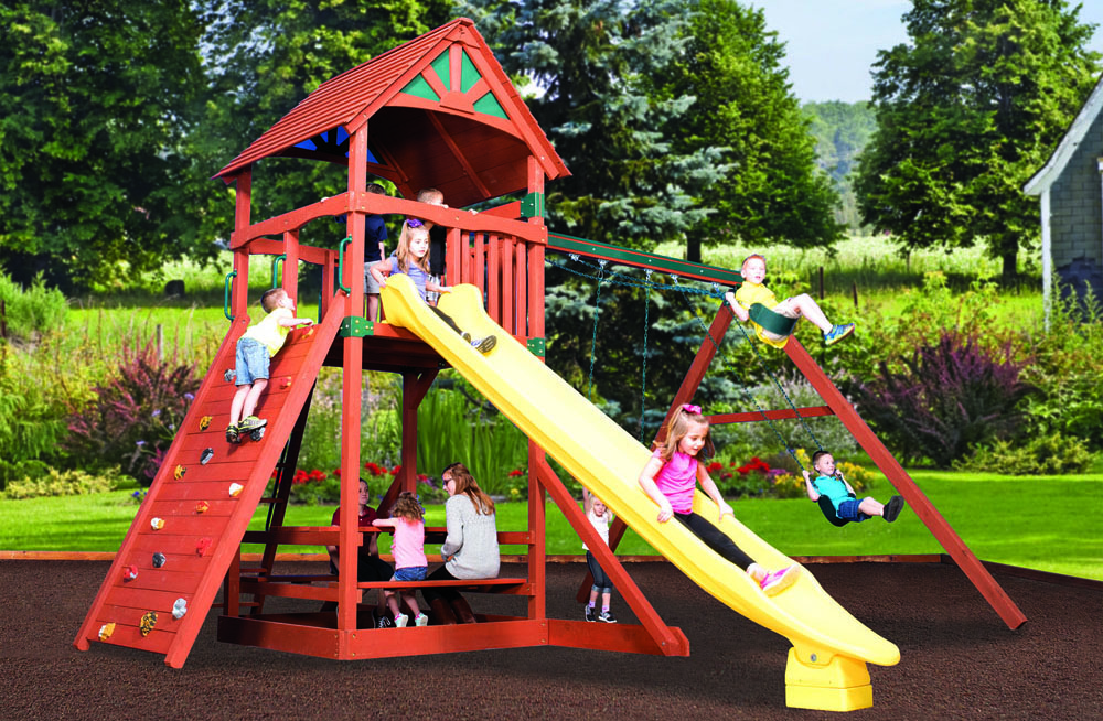 oklahoma playsets april showers of savings is in full swing all play