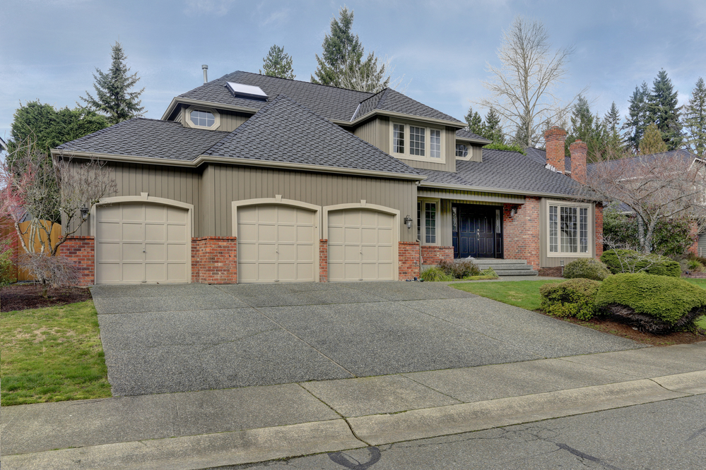 What Factors Affect A Garage Doors Curb Appeal Superior Overhead