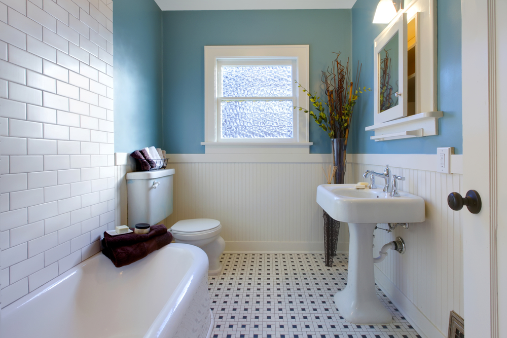 Want To Paint Your Bathroom 3 Color Schemes To Consider Cet