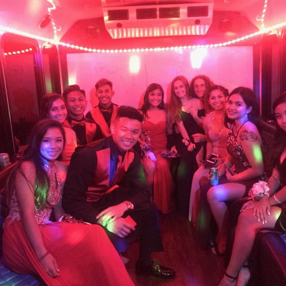 party bus oahu hi