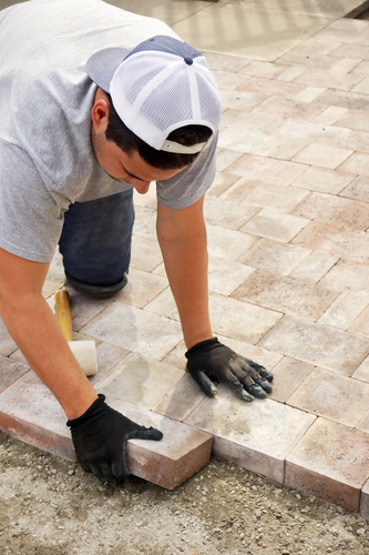 Paver stones in Rochester, NY