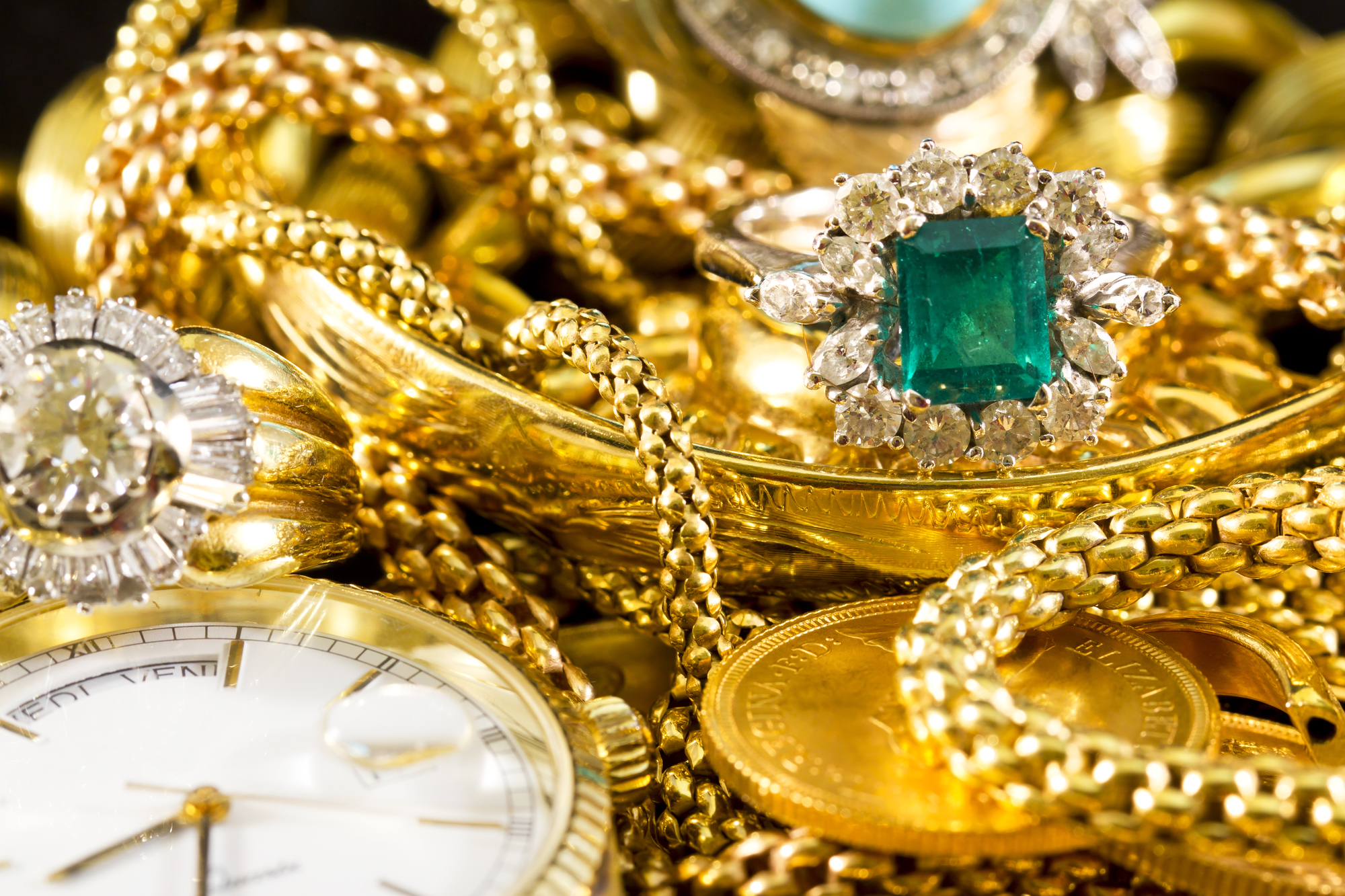 Do's & Don'ts of Pawning Jewelry - Coins & Stuff - High Point | NearSay