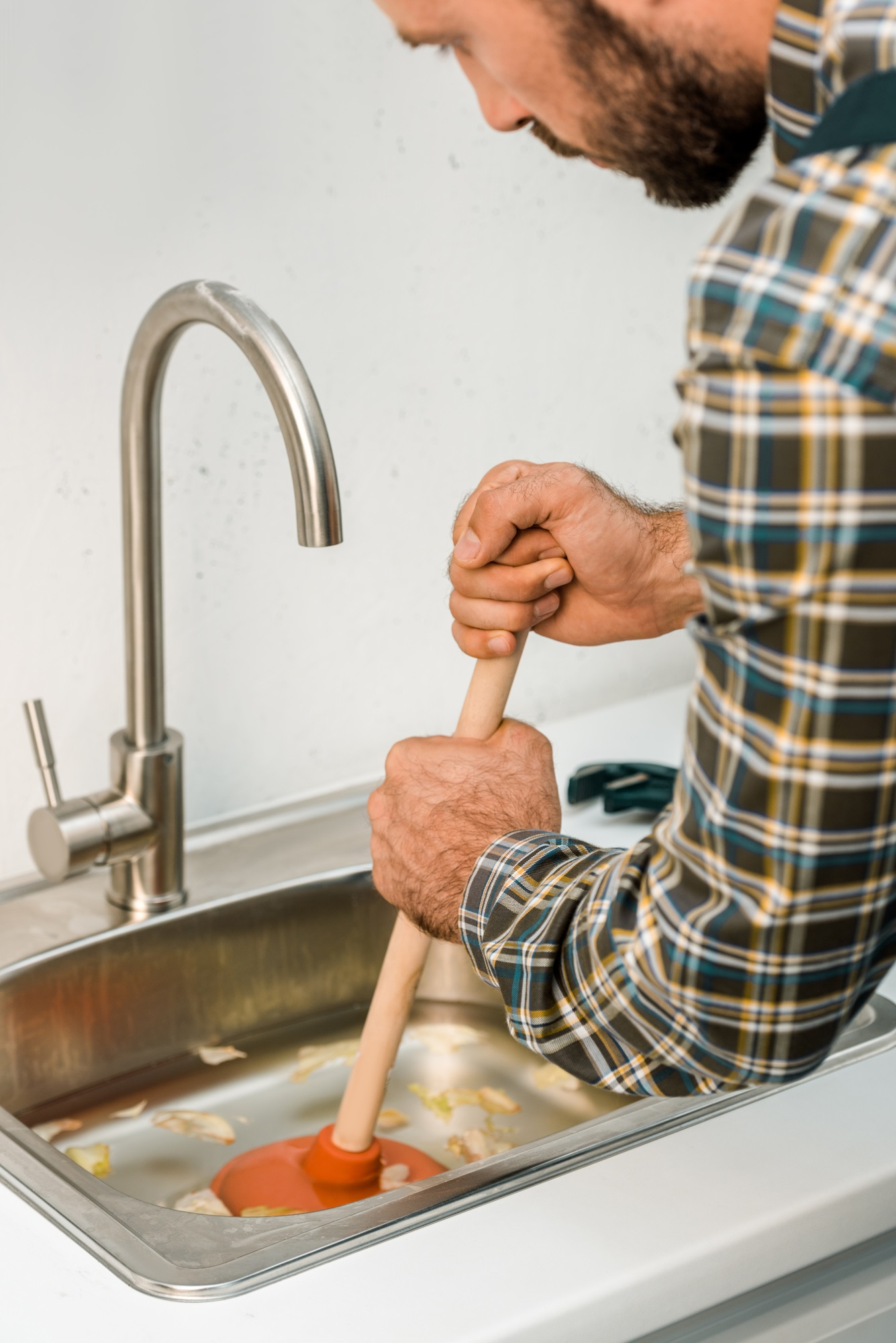 How To Fix A Stinky Drain Baity Plumbing Co Thomasville Nearsay