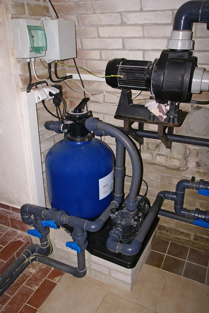 How Does A Pool Pump Keep Your Swimming Pool Fresh A 1 Electric Motor Service Covington