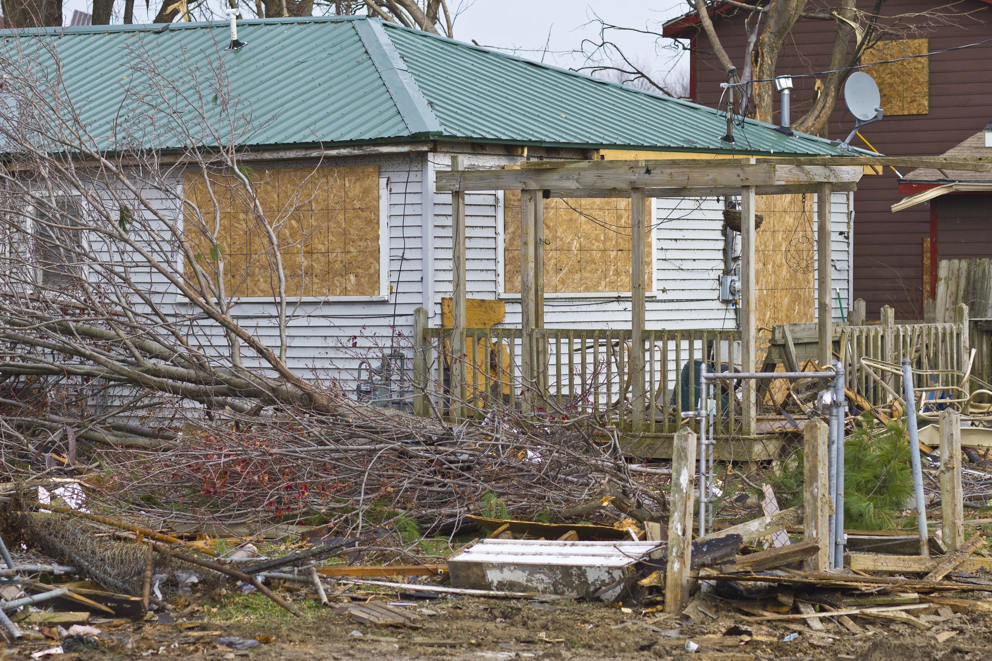 property damage
