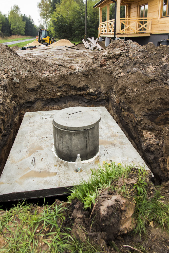 How often do you need to have your septic system pumped for Septic tank basics