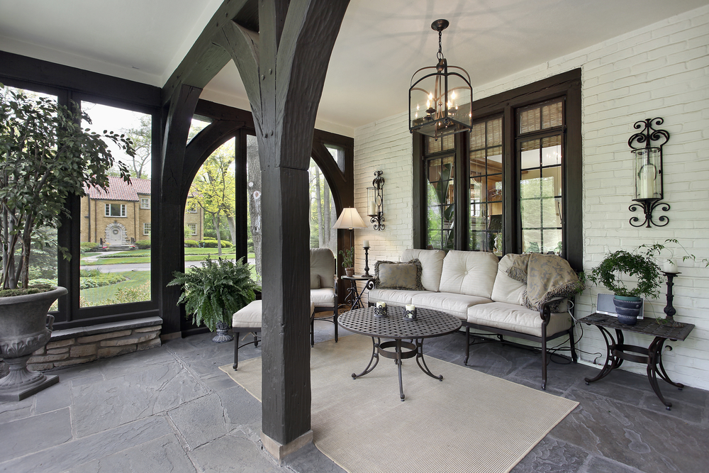 Another Reason To Consider Updating Your Home To Stone Flooring Is Because  Of The Ability To Use It On Both The Interior And Exterior Of Your Home.