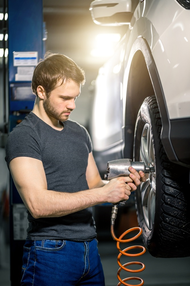 Everything You Need To Know About Tire Rotation Hollywood Service
