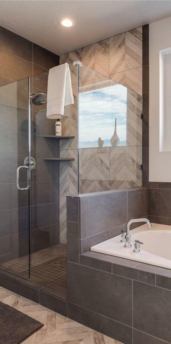 Rochester, NY shower glass doors
