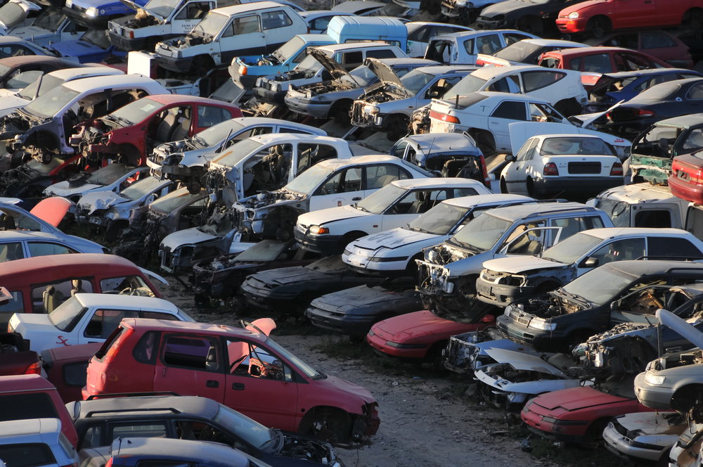 How Does Buying A Salvage Car Work