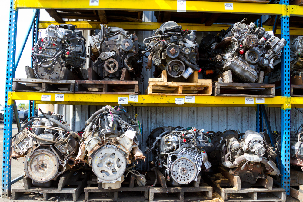 Why You Should Go To a Salvage Yard for Spare Auto Parts - Bessler\'s ...