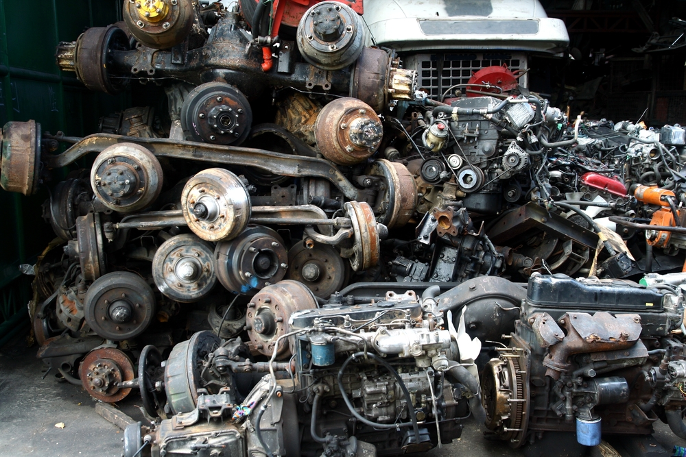5 Reasons You Should Get Car Parts From a Salvage Yard - C. L. Chase ...
