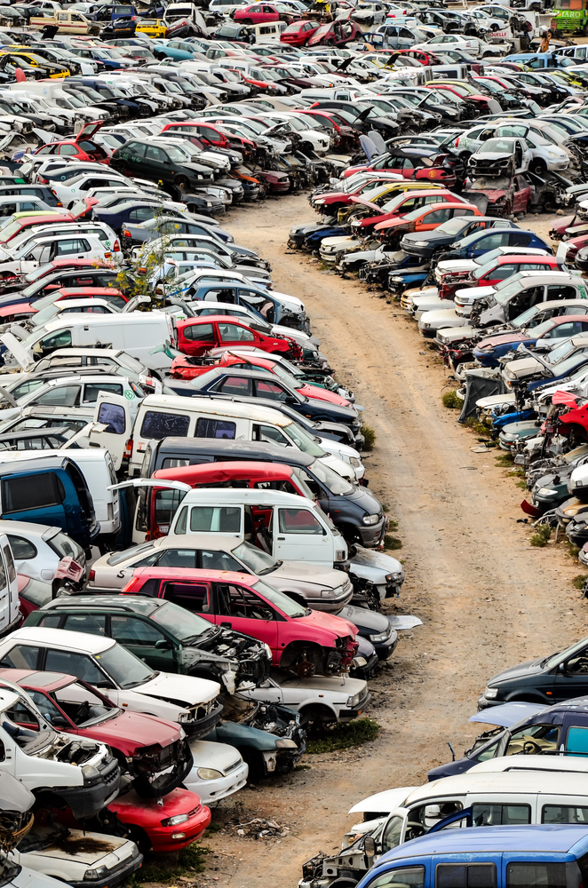 How Salvage Yards Provide the Best Solution for Getting Rid of ...