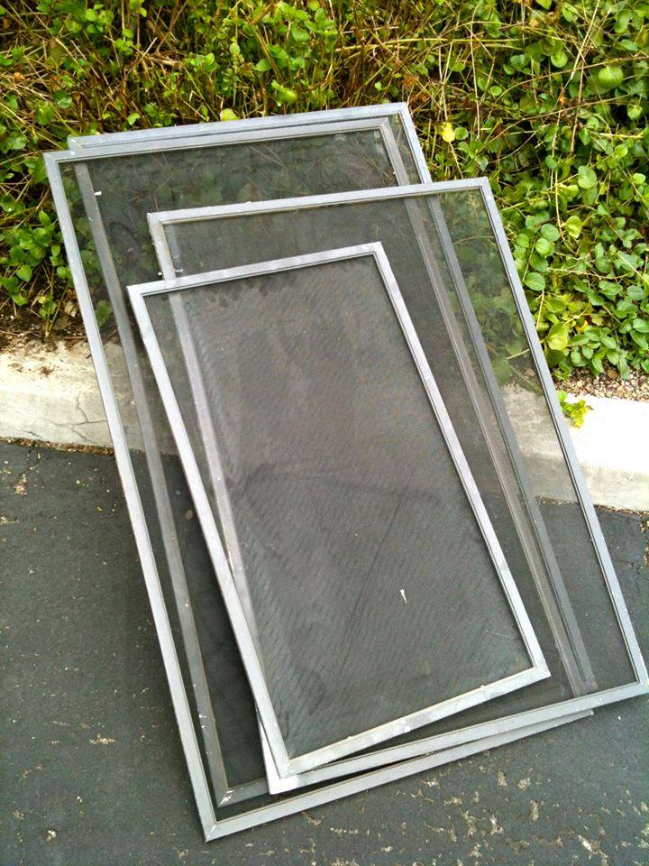 Window Screen Repairs Or Replacement