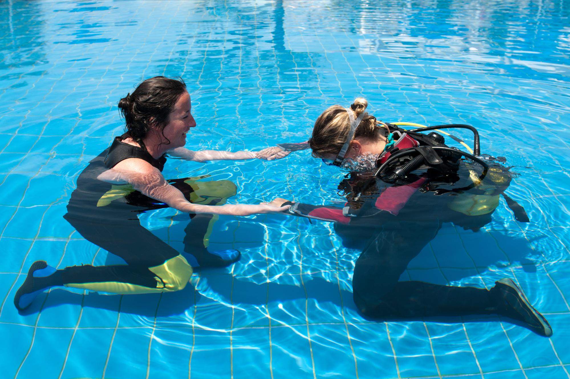 scuba diving medical