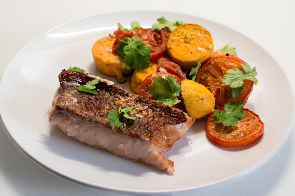 seafood Bon Secour AL
