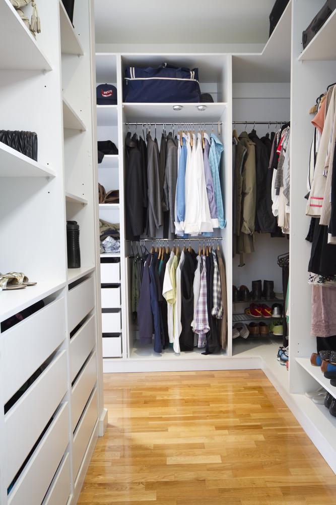 Incroyable Custom Closets Shelton CT