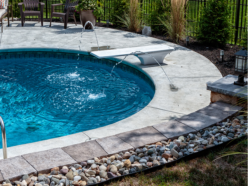 The Advantages Of Gunite Vinyl Liners For Inground Pools Fronheiser Pools Sinking Spring