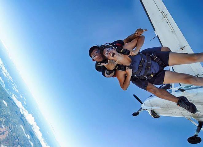 skydiving Waialua HI