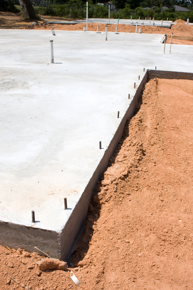 Important benefits of slab jacking to lift your concrete for Raised foundation vs concrete slab