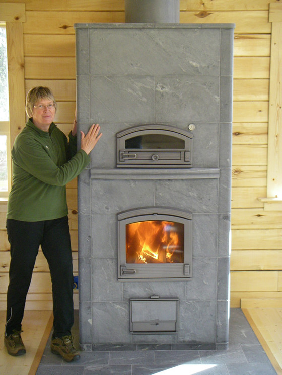 soapstone heater