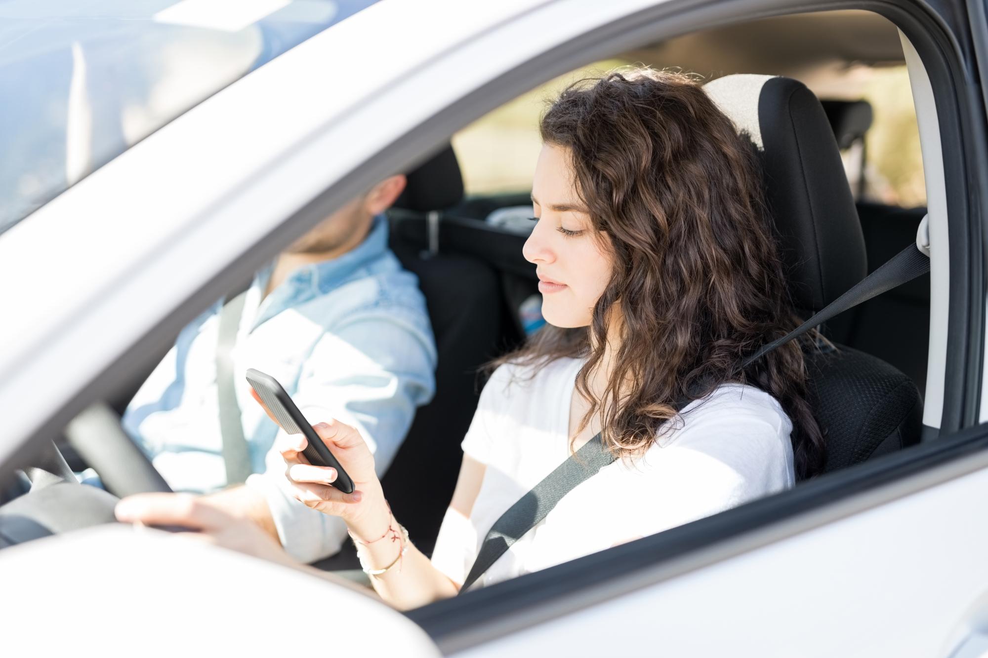 South Carolina Distracted Driving Laws