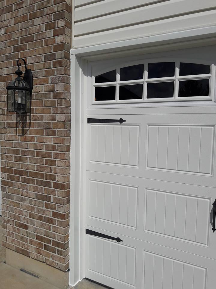 If the other exterior details of your home are of a certain style and quality it makes sense to have a garage door that complements them. & How Garage Doors Improve Curb Appeal - BROOKS DOORS LLC - Concord ...