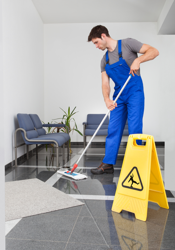 3 Common Causes For Office Sickness Office Cleaners Share