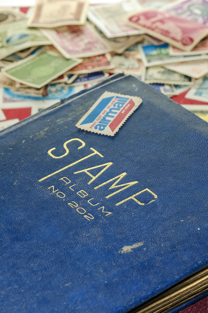 How to remove stamps from envelopes for collecting