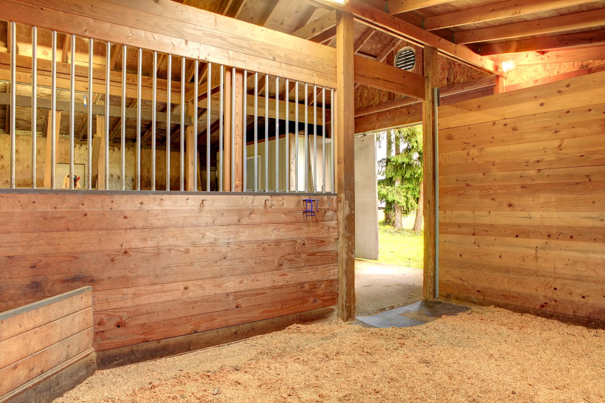 Stayton, OR pole barn