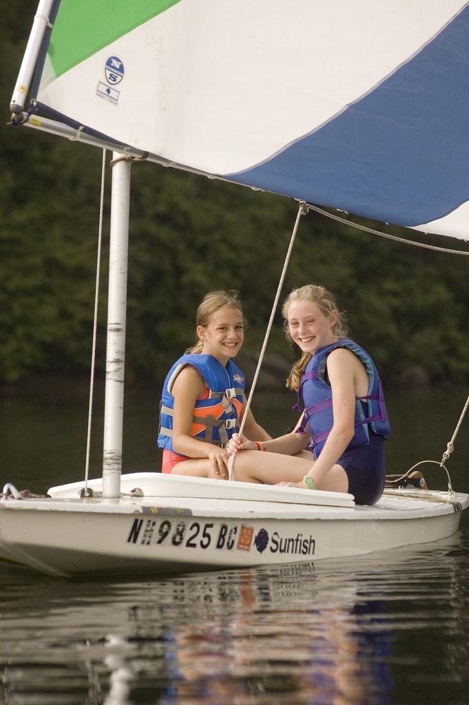 summer camp Piermont NH