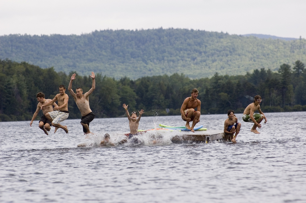 summer camp Piermont NH