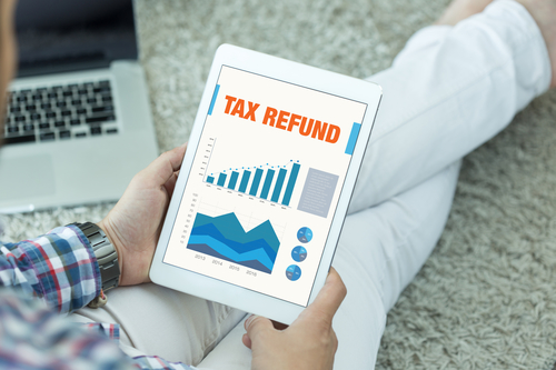 tax consultant can get you better refund