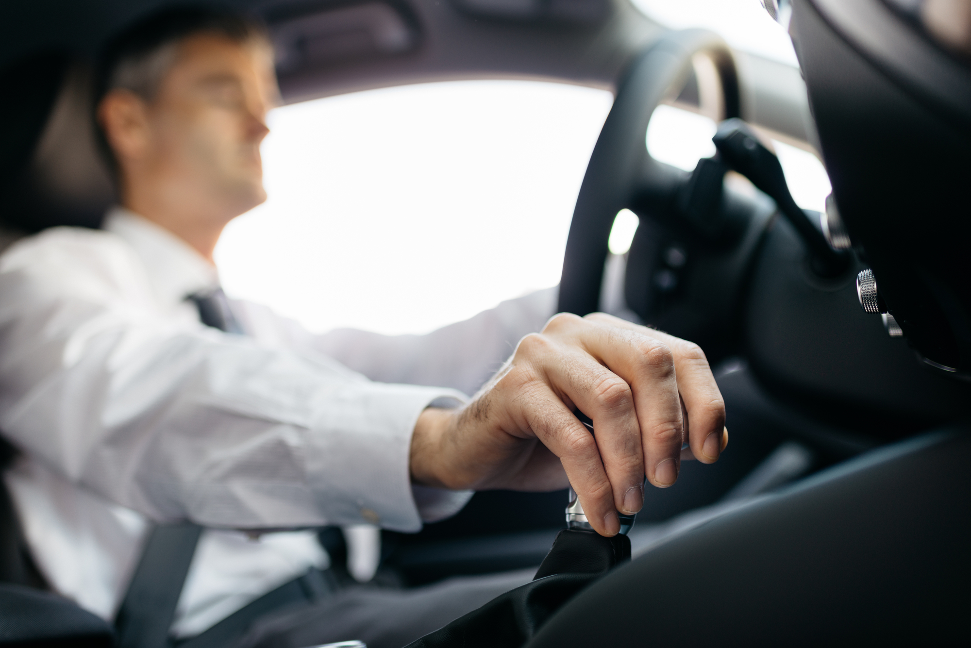 Similar to resting your foot on the clutch, keeping your hand on the stick  shift can be problematic. Even if it doesn't feel like you're putting a lot  of ...