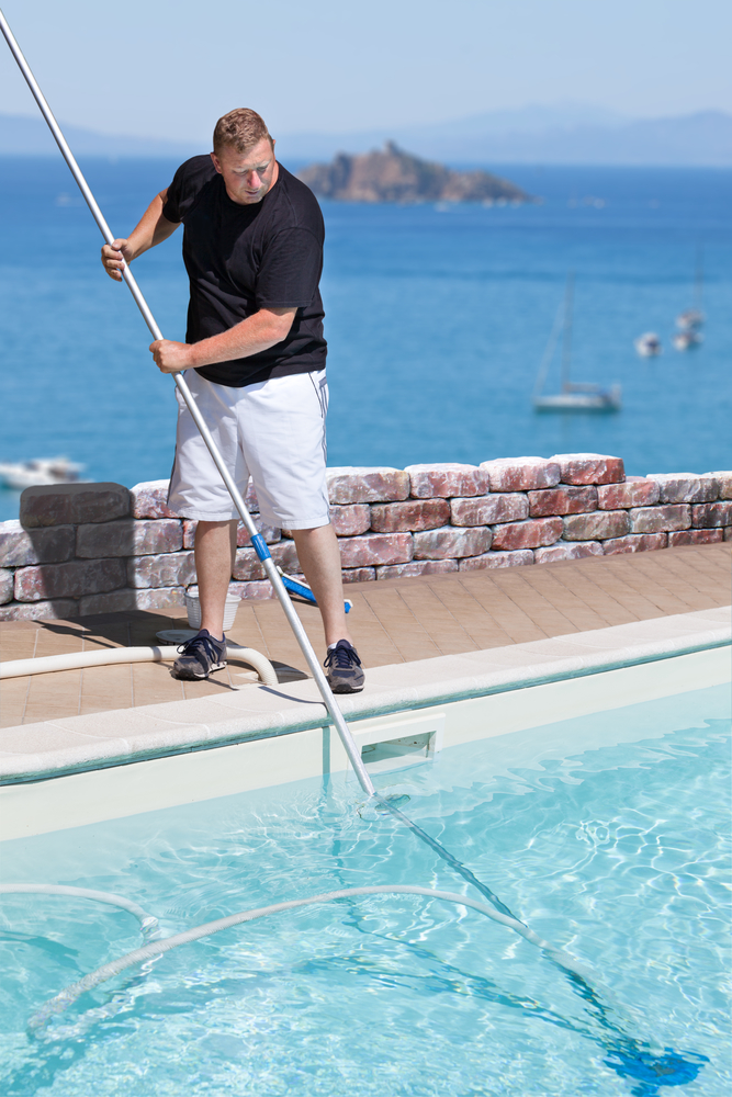 Pool Service Professionals Share 4 Steps To Opening Your Pool The Pool Guys Troy Nearsay