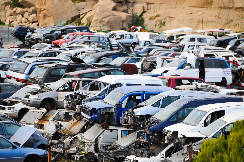 Top 3 Reasons to Save Money With Used Auto Parts From a Salvage Yard ...