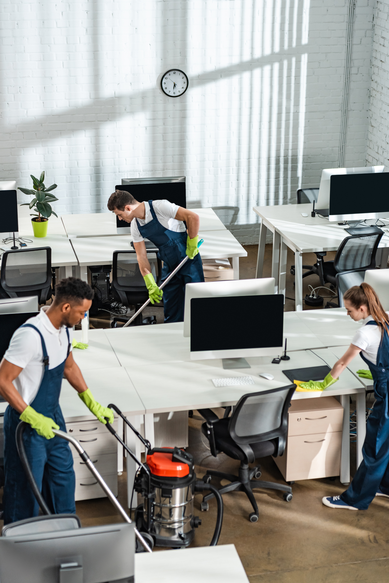 Vandalia, OH commercial cleaning