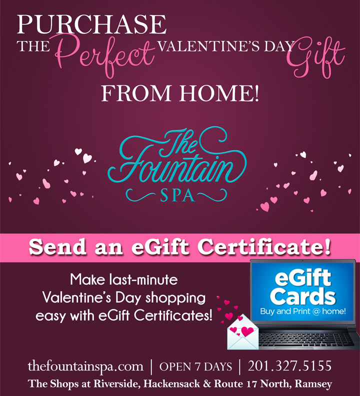 Celebrate Valentine S Day With A Spa E Gift Certificate The