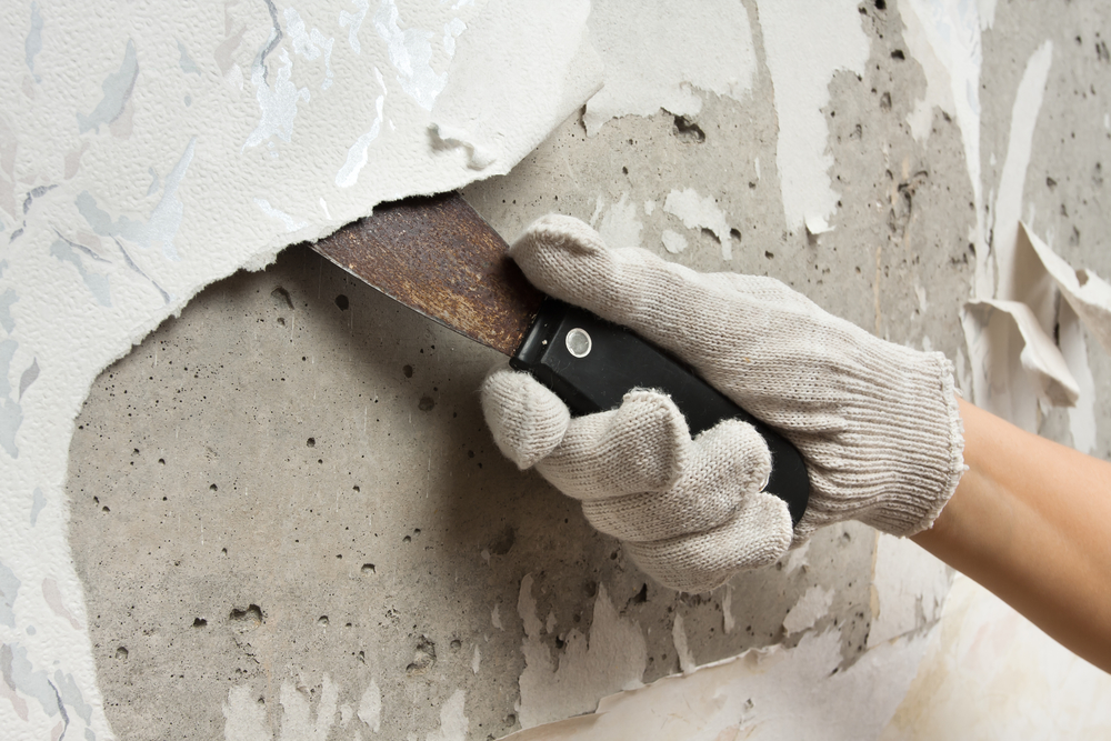 5 Benefits Of Professional Wallpaper Removal C B Quality