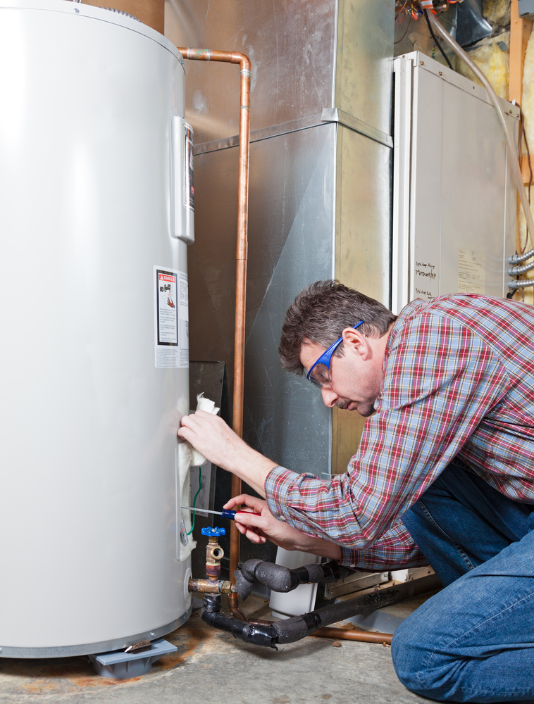 water heater installation new haven county ct