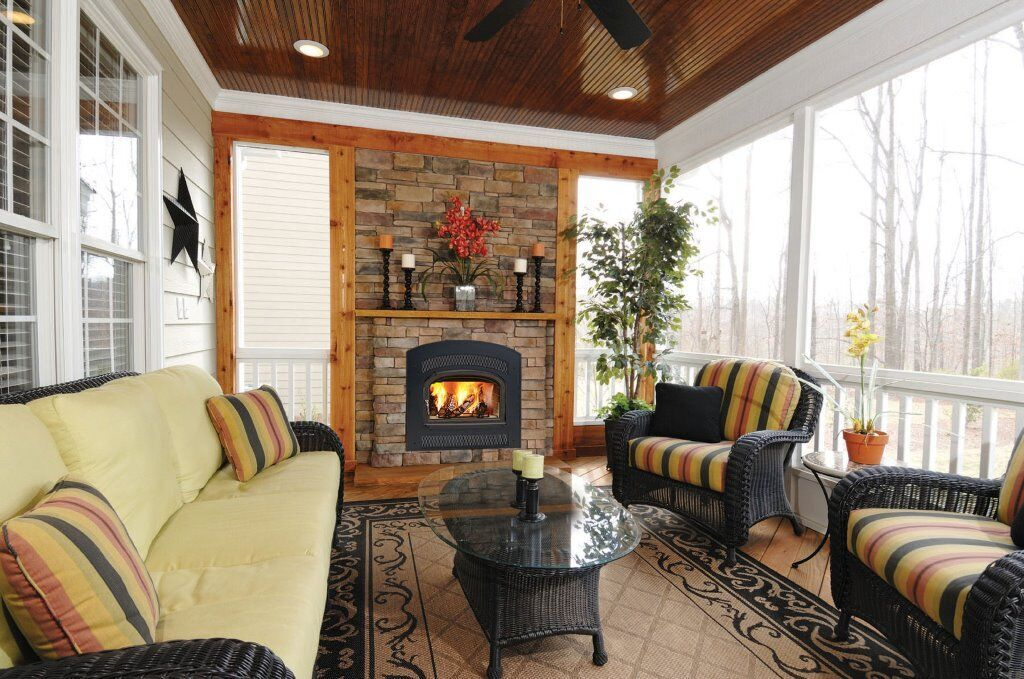 Wooden Stoves vs. Electric Fireplaces: Which Home Entertainment ...