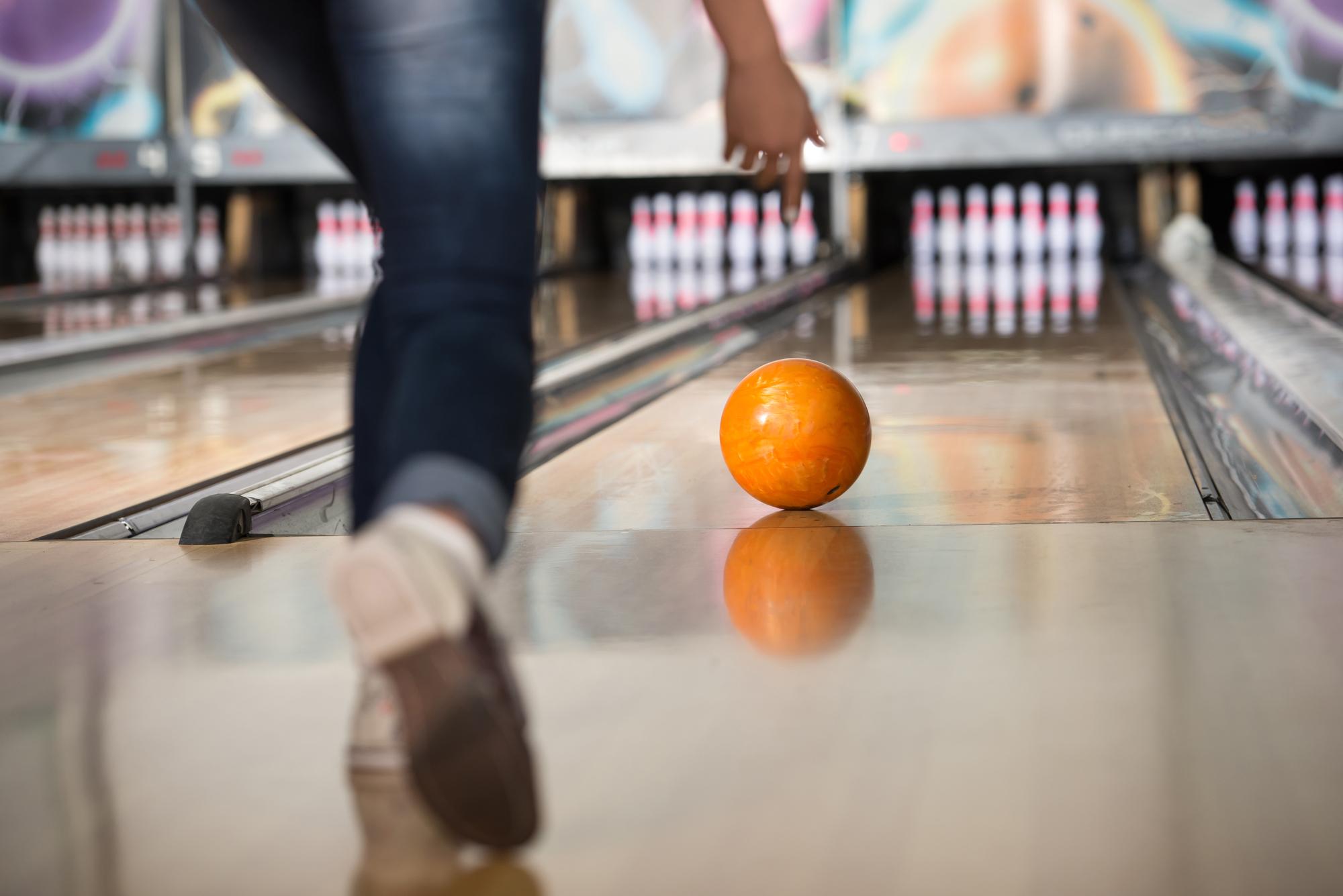 bowling league