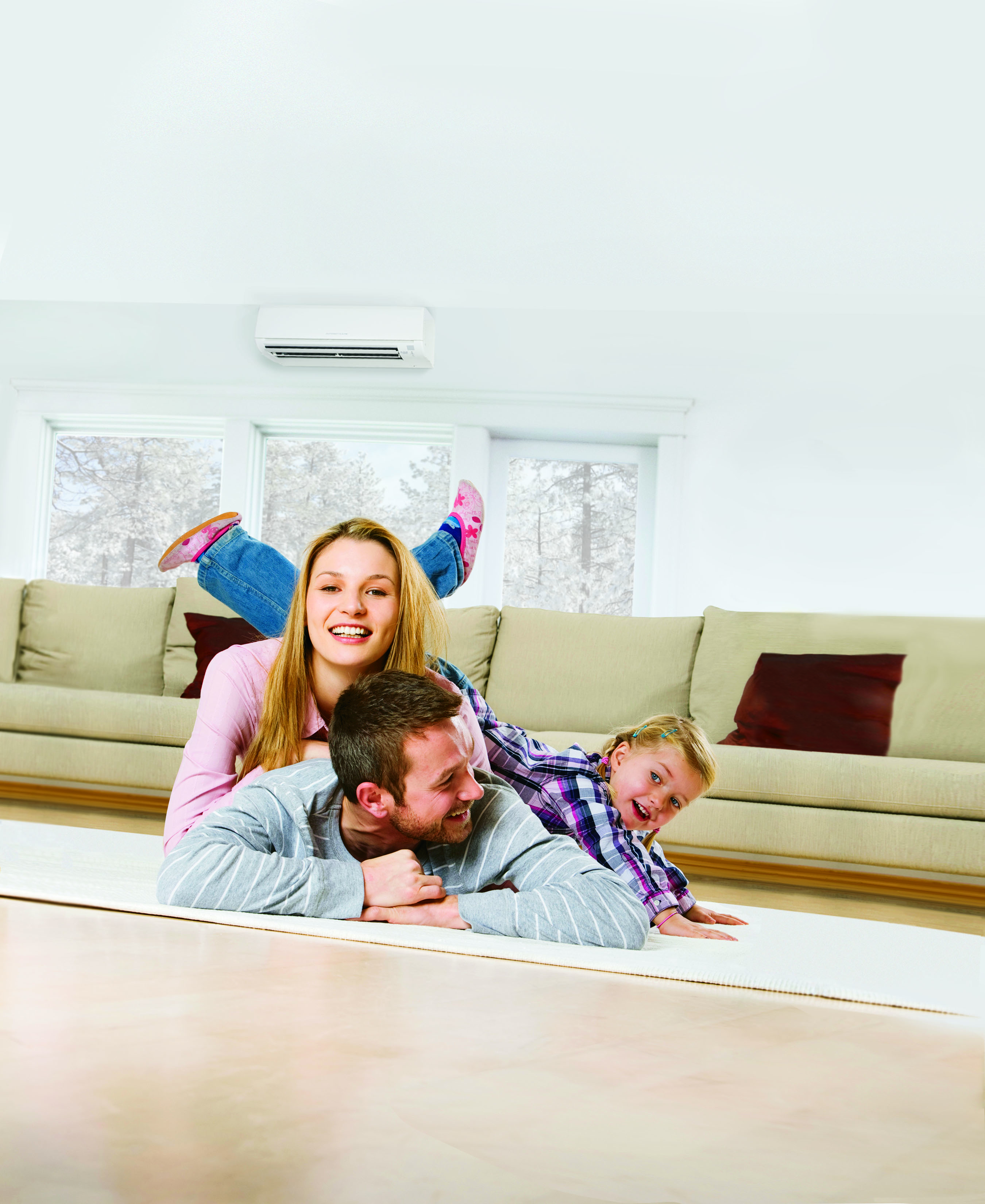 Avoid Hot & Cold Spots in Your Home With These Solutions From Mitsubishi Electric® - Shellhorn ...