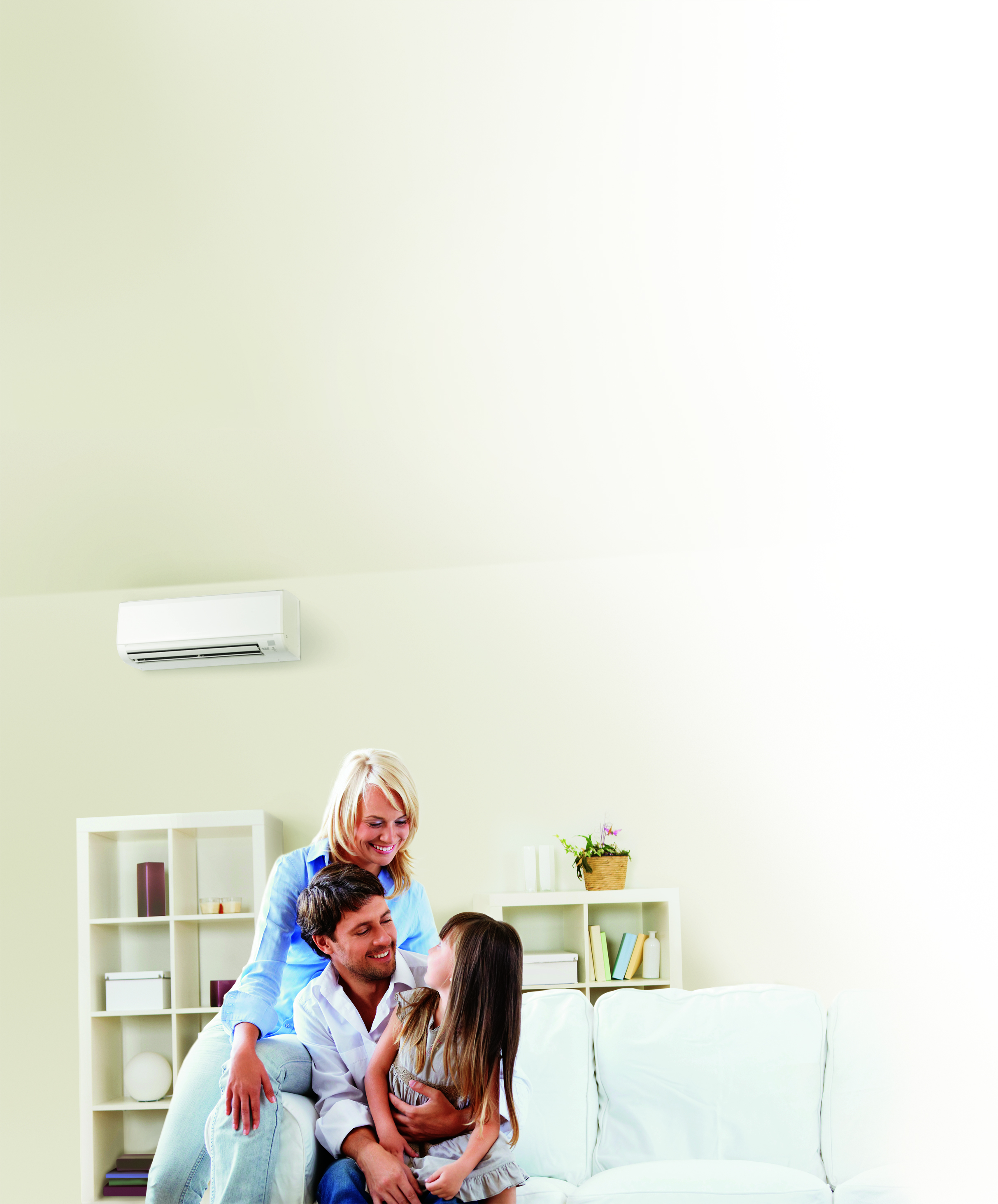 Stay Comfy With A Wall Mounted Wireless Thermostat Air Doctorx Mitsubishi Controller