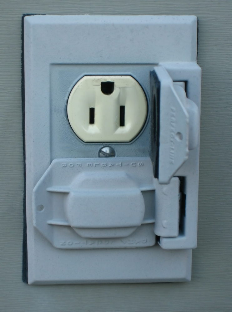 How to Protect Outdoor Electrical Wiring & Outlets This Summer ...