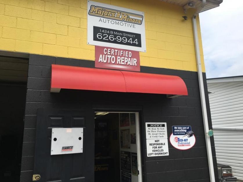 Majors & Minors Automotive in Richmond, KY | NearSay
