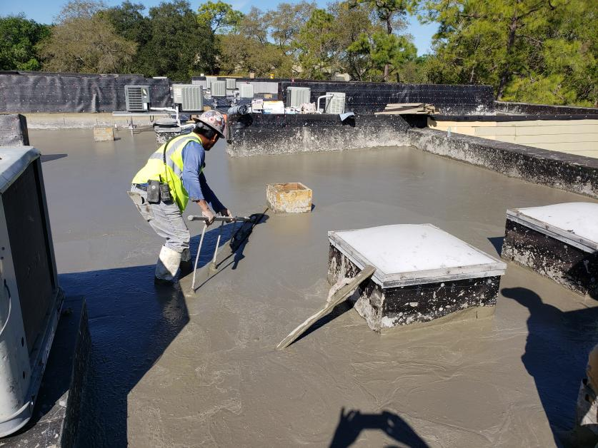 4 Common Questions About Lightweight Insulating Concrete