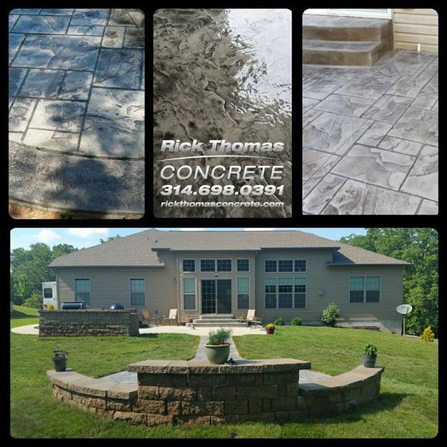 Rick Thomas Concrete In Saint Louis Mo Nearsay