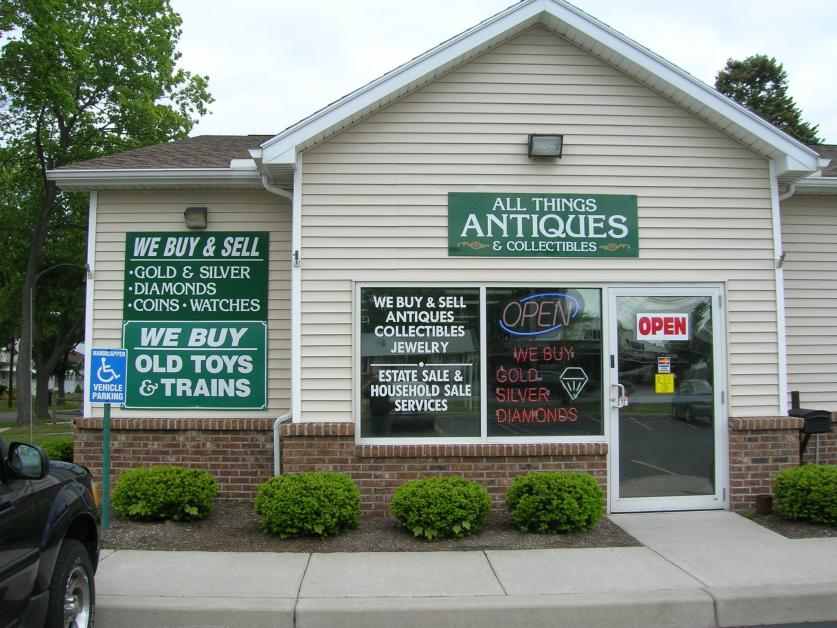 All Things Antiques And Collectibles in Rochester, NY ...